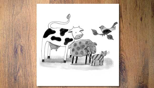 Declaración Universal de los Derechos de los Animales :: Mada Elek