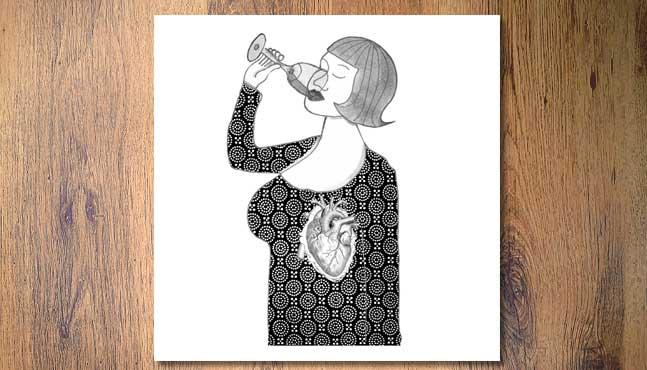 Colesterol alto y el vino :: Mada Elek