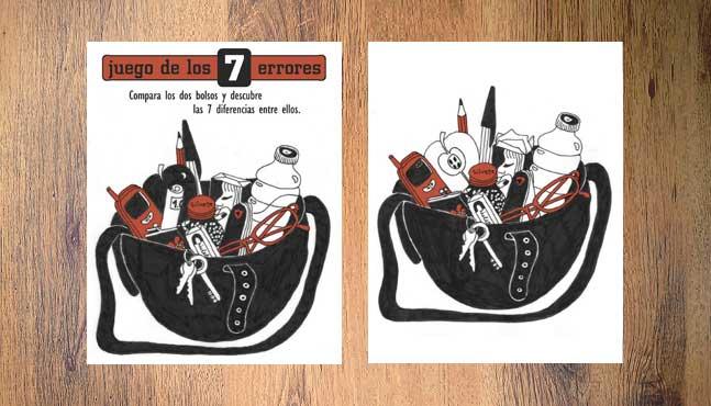 """""""Encuentra los 7 errores"""" :: Mada Elek"""