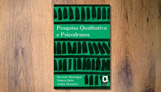 "Cubierta ""Pesquisa qualitativa e psicodrama"" :: Mada Elek"