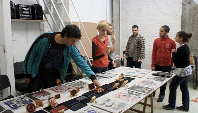 Evento en la Casa Contemporánea en São Paulo  :: Mada Elek