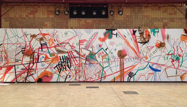 Mural Sesc São Carlos