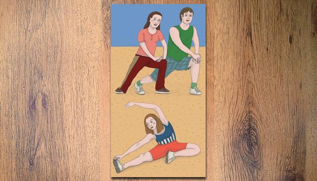 """Ilustración para la portada de """"Ensino Médio""""  :: Mada Elek"""
