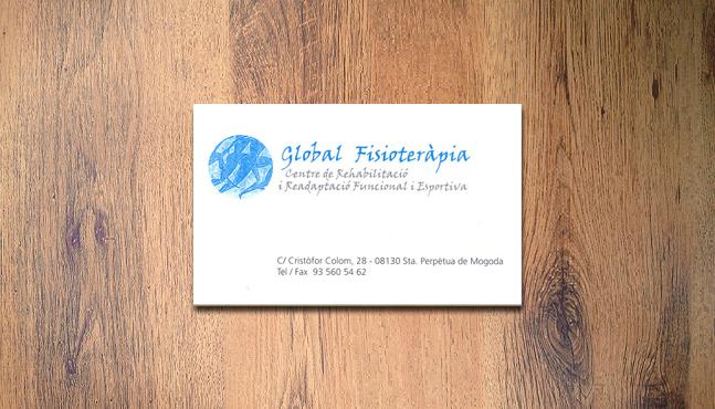 Tarjeta Global Fisioterapia :: Mada Elek